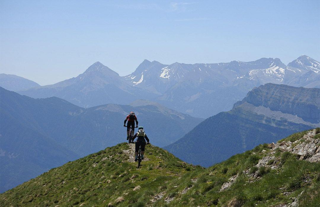 Get the most out of your time and spend it on your mountain bike