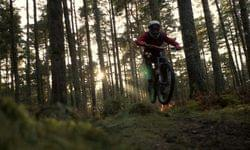 Video: Riding the local trails with Murph