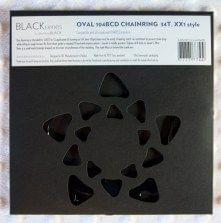 AbsoluteBlack chainring packaged