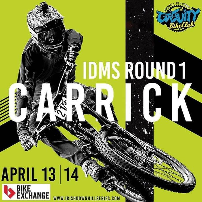 Irish Downhill Mountain Bike Series Round 1