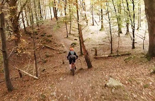 ireland natural mtb trails