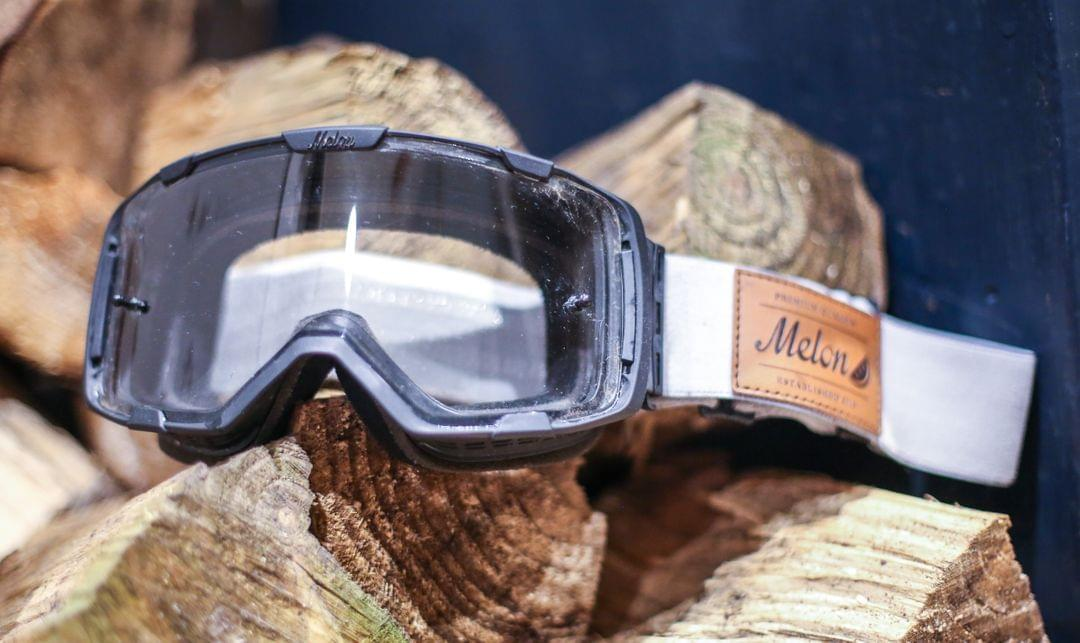 Melon Optics mountain bike goggles