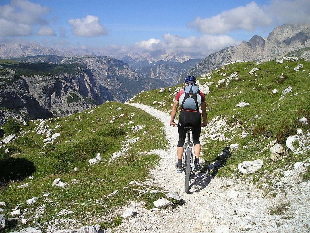 Organise your MTB holiday
