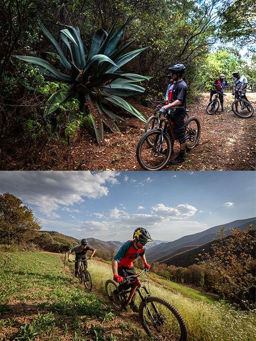 Mexico mountain bike advwenture