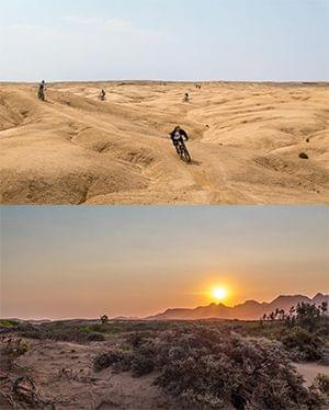 MTB Safari in Namibia Africa