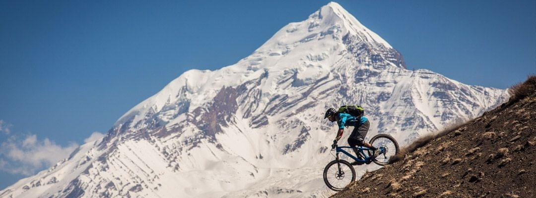 Treasures of the Himalayas MTB Adventure Holiday