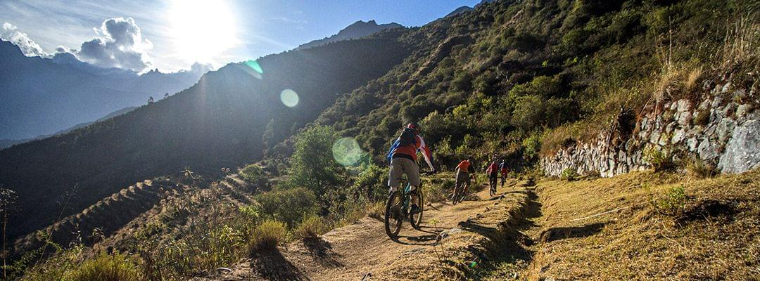 Peru Mountain Biking Adventure