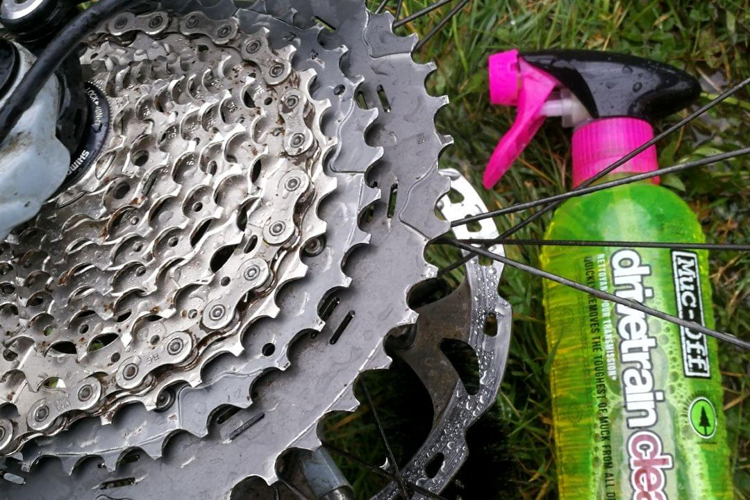 Muc-Off MTB Drivetrain Cleaner