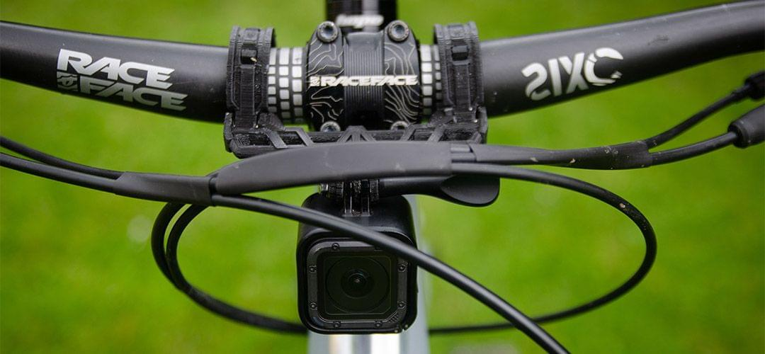 Unicorn Gopro Handlebar mount for mountain bikes