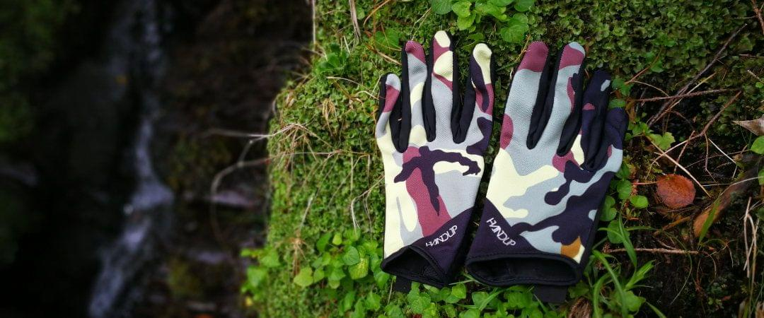 Handup mountain biking gloves