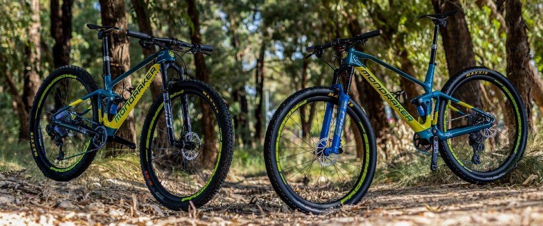 PMX Racing Team's Mondraker bikes for the Tokyo Olympics