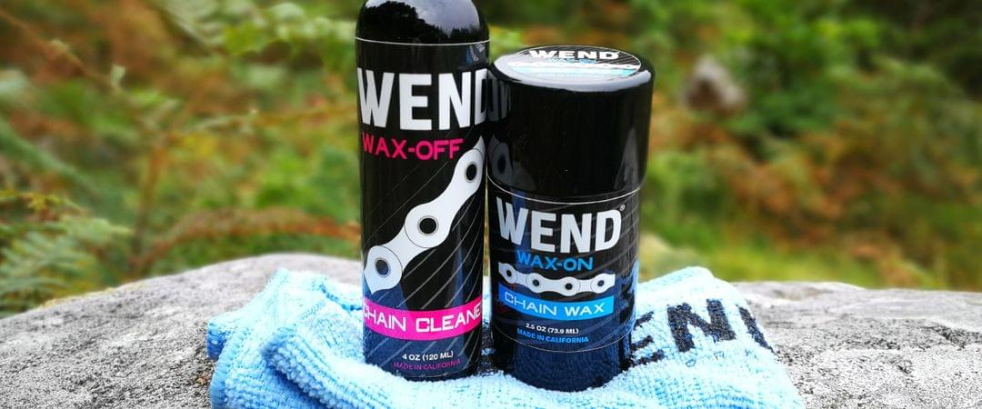 Wend Chain Wax Kit