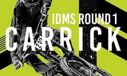 Video: Carrick IDMS Round 1 Track Preview