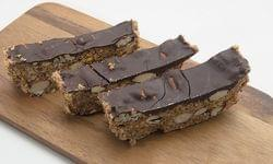 No-bake Peanut Butter Granola Energy Bars