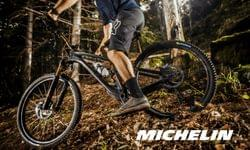 Two New Michelin MTB Tyres