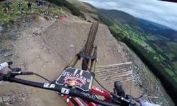 Video: Dan Athertons RedBull Hardline GoPro run