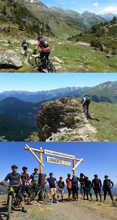 Mountainbiking in Andorra